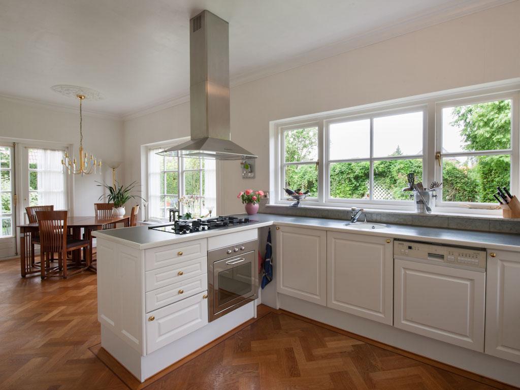 Keuken Met Erker : Indeling begane grond stijlvollevilla
